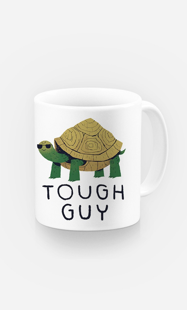 Tasse Tough Guy
