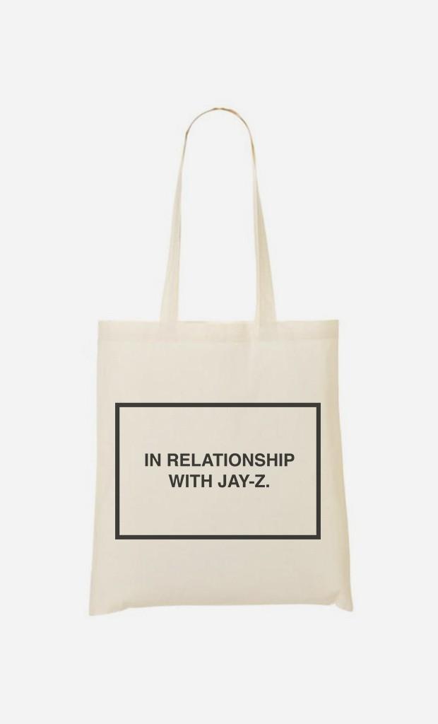 Stoffbeutel With Jay-Z