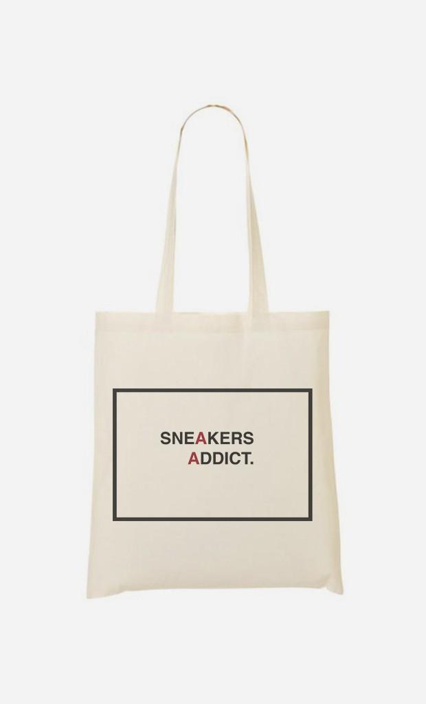 Stoffbeutel Sneakers Addict