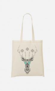 Stoffbeutel Geo Deer