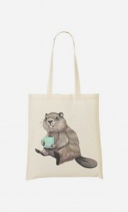 Stoffbeutel Beaver