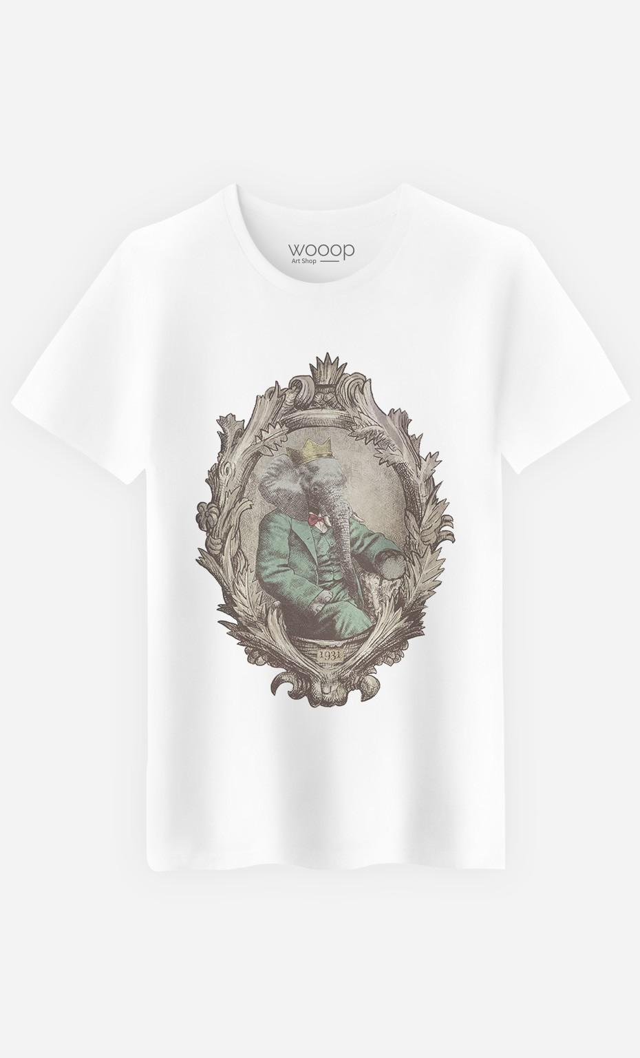 T-Shirt Royal Portrait