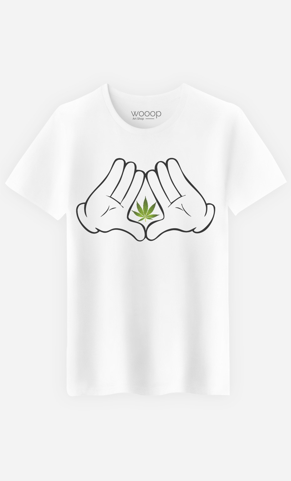 T-Shirt Only Weed