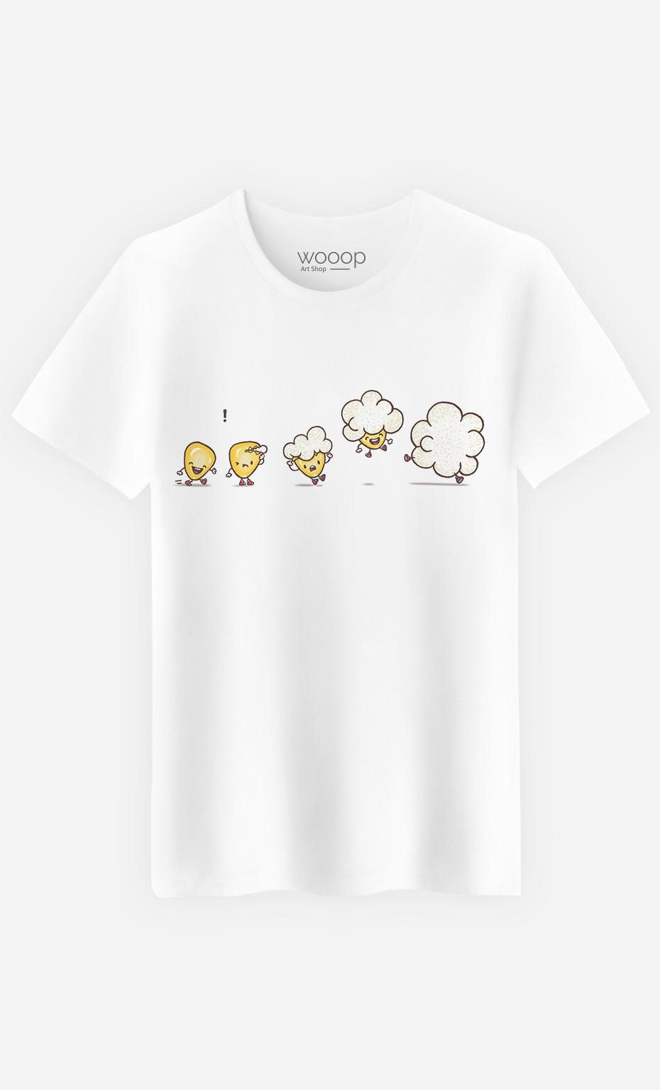 T-Shirt Microwavolution