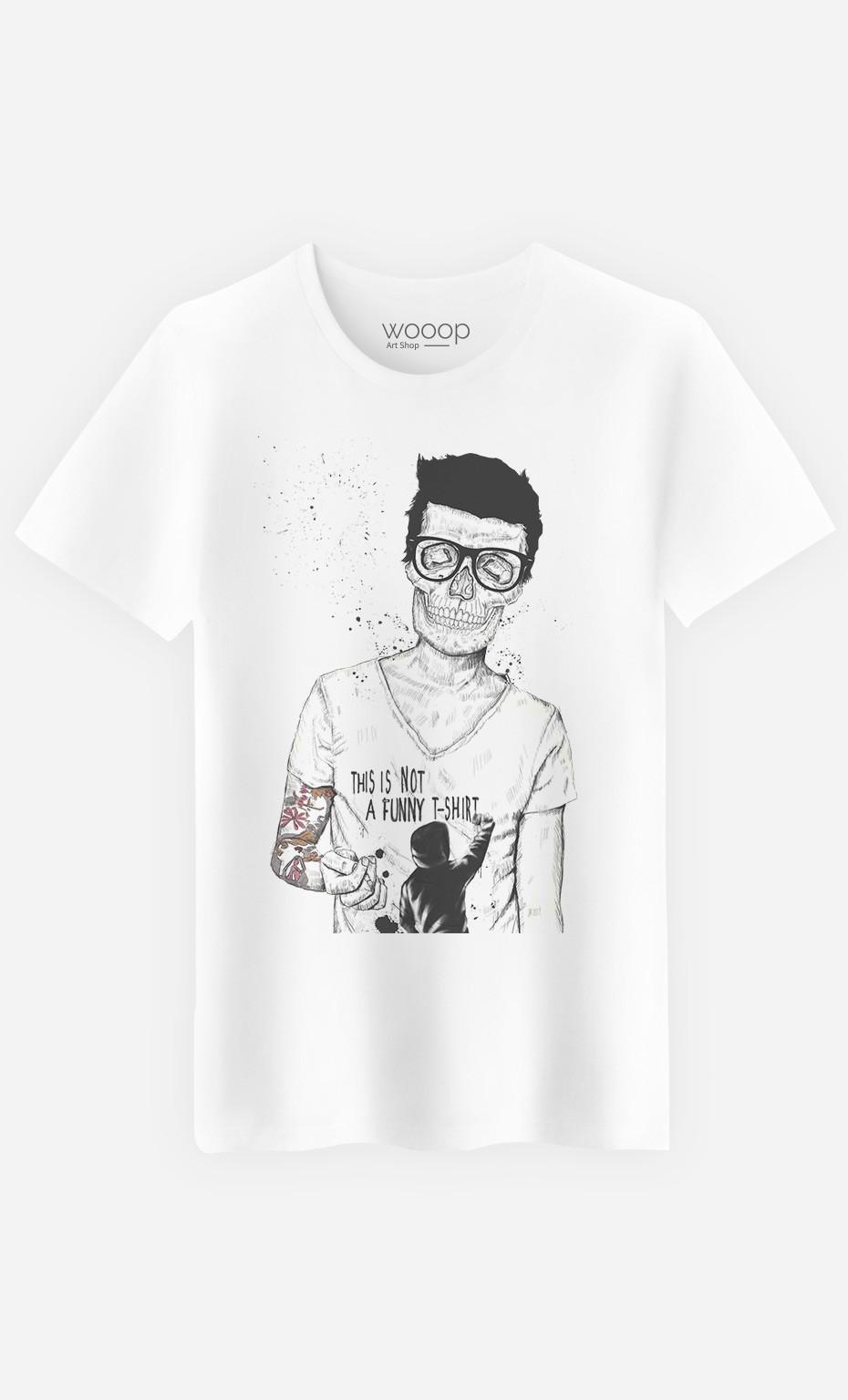T-Shirt Hipster Is Not Dead