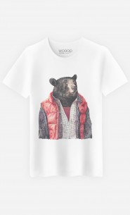 T-Shirt Black Bear