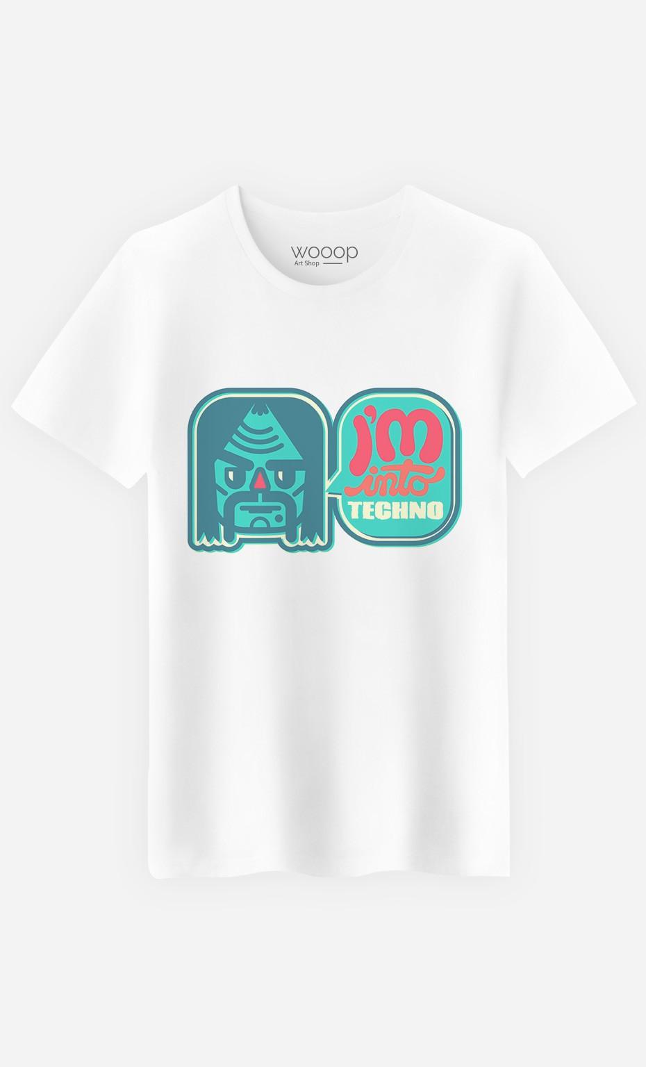 T-Shirt Into Techno