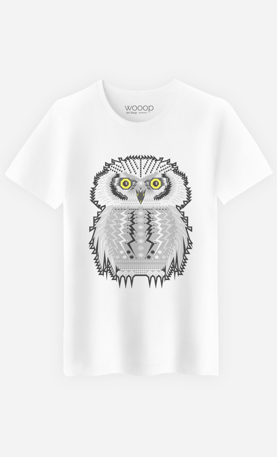 T-Shirt Snow Owl