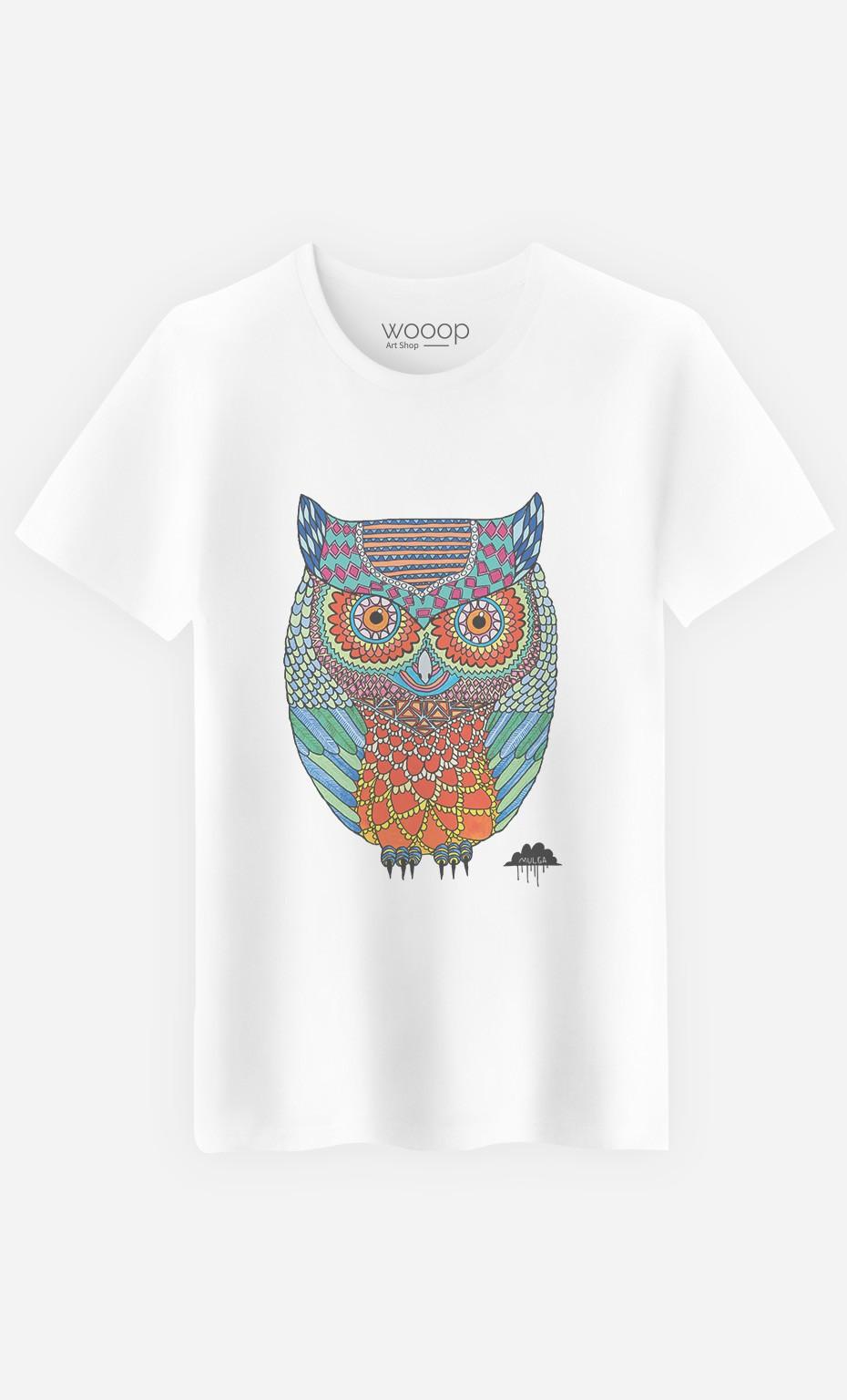 T-Shirt Ollie The Owl
