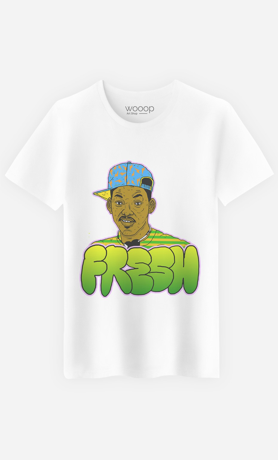 T-Shirt Will Smith