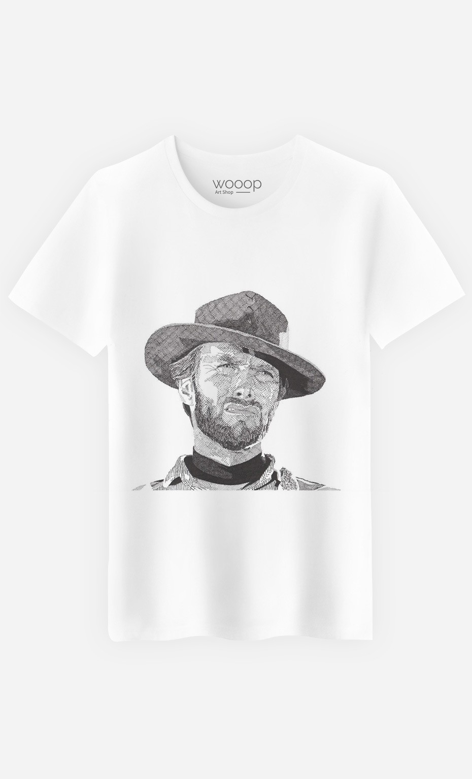 T-Shirt The Man With No Name