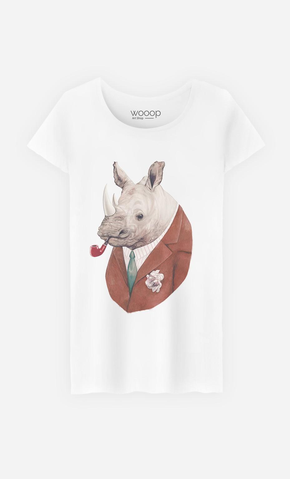 T-Shirt Rhino