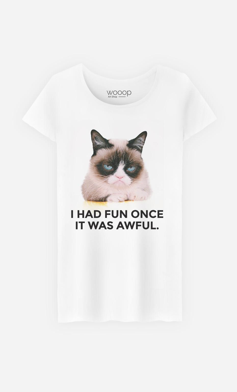 T-Shirt Grumpy