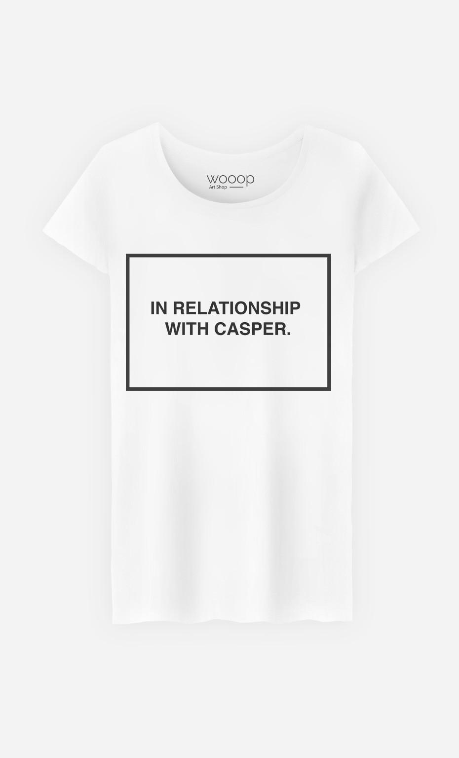 T-Shirt With Casper