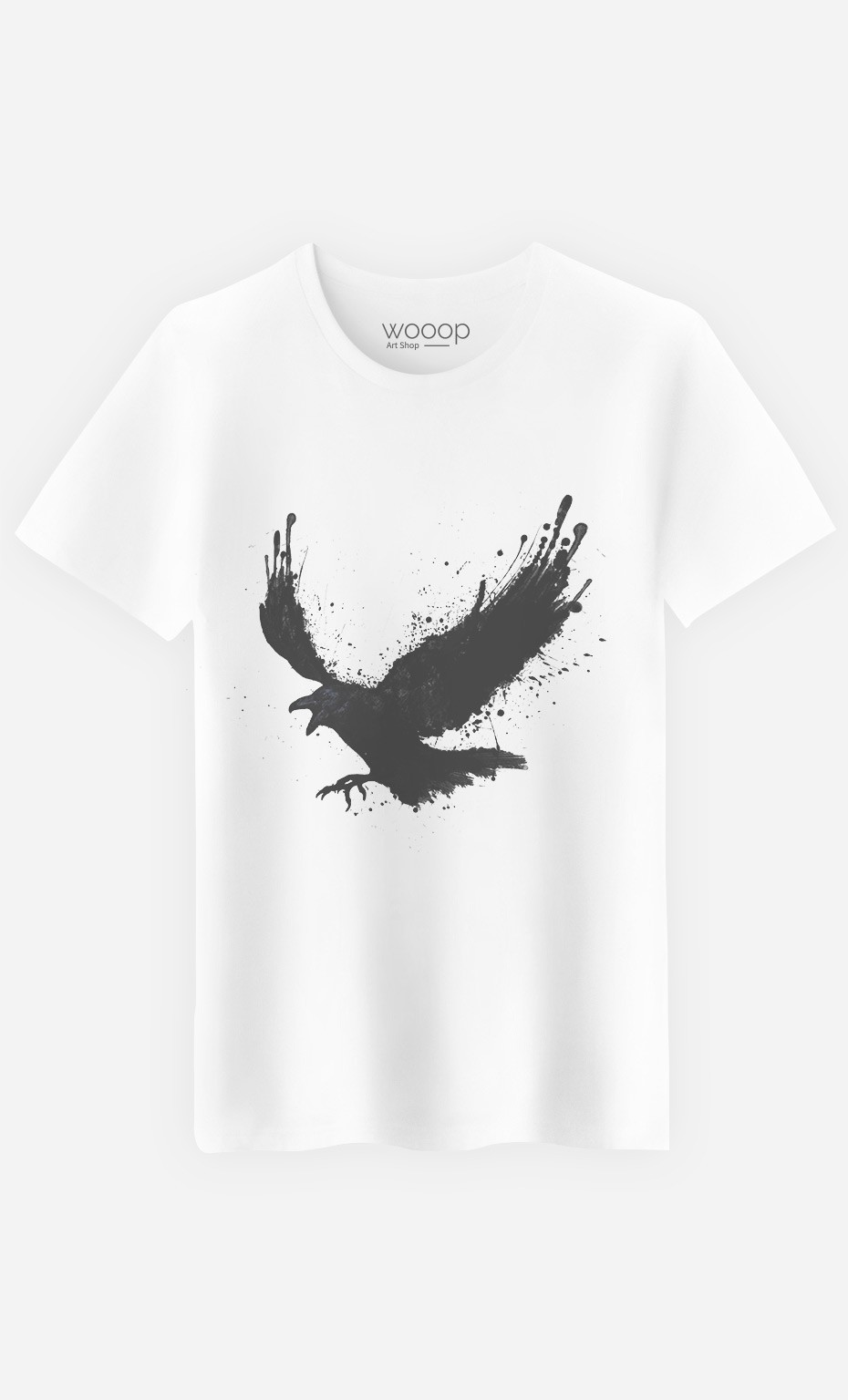 T-Shirt Raven
