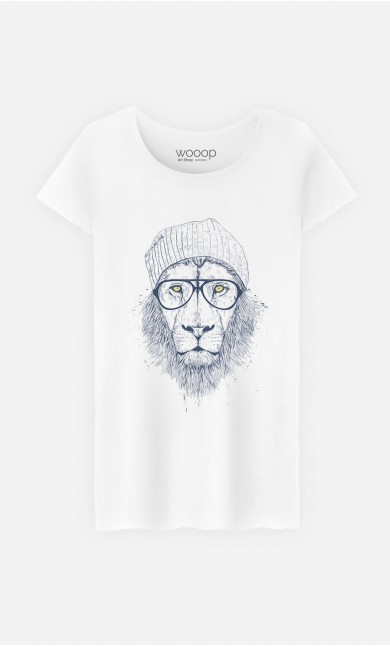 T-Shirt Cool Lion