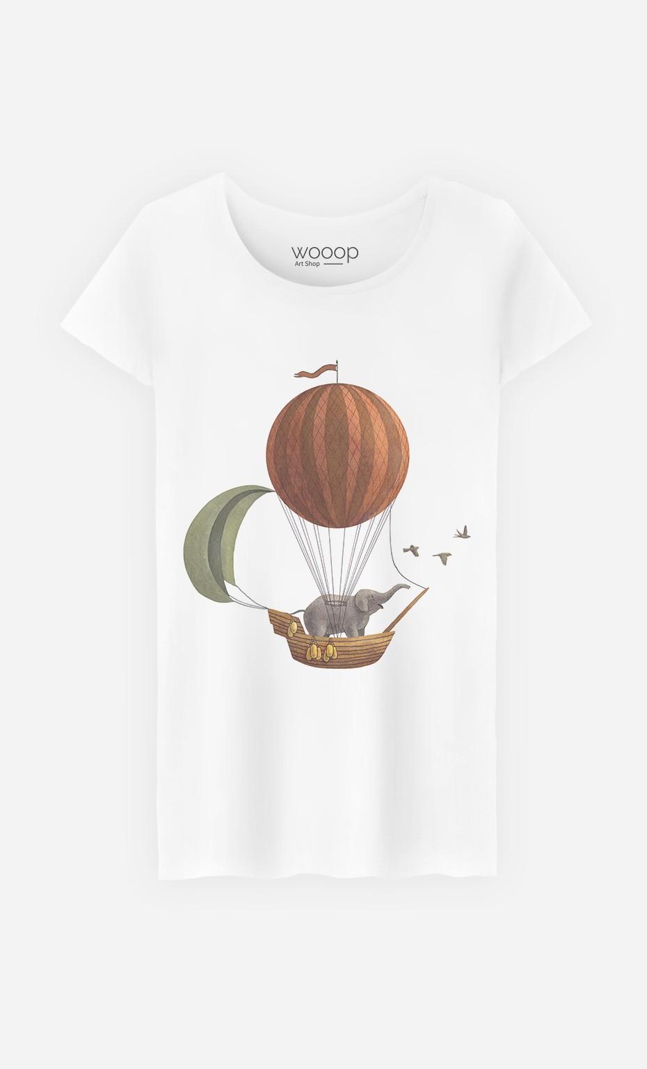T-Shirt Adventure Awaits