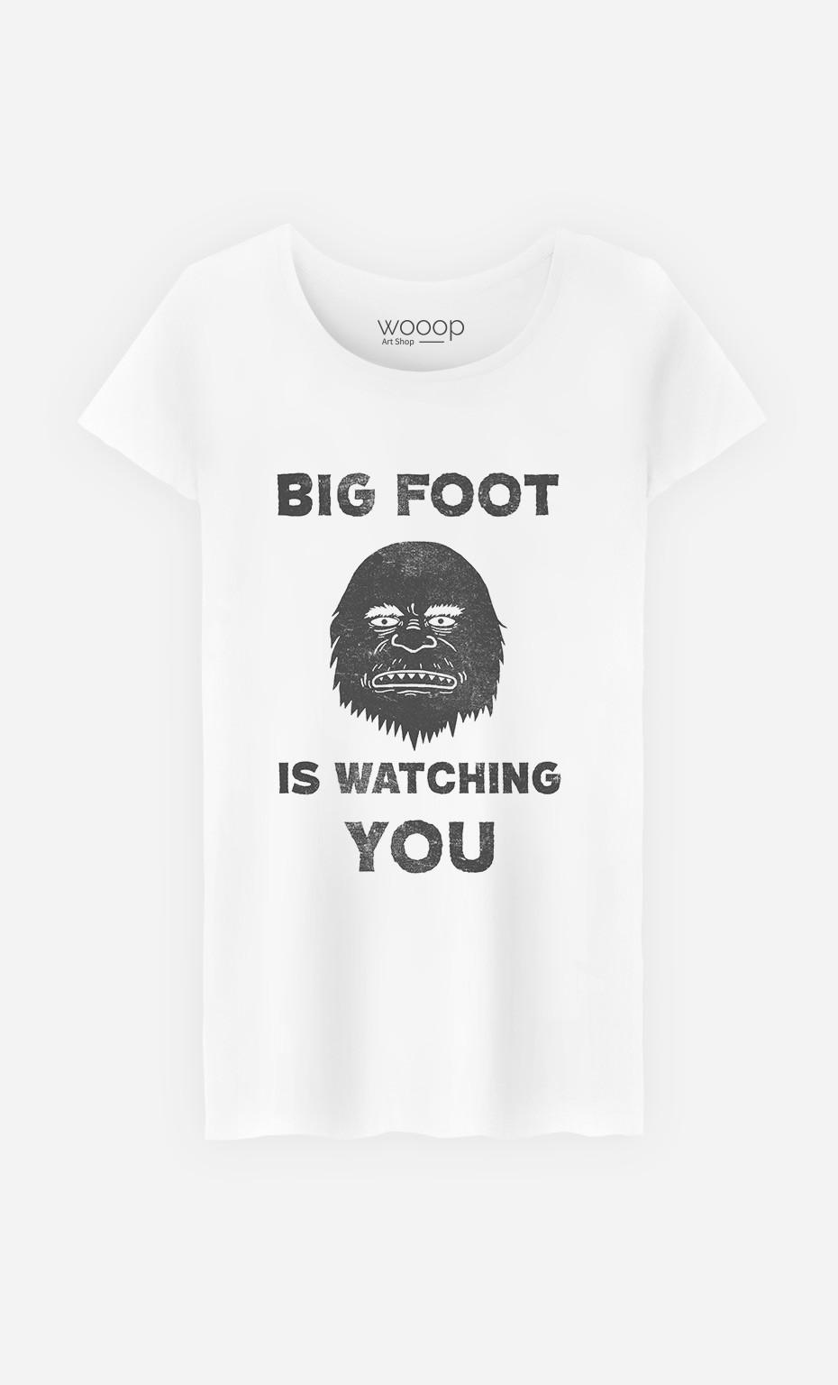 T-Shirt Big Foot