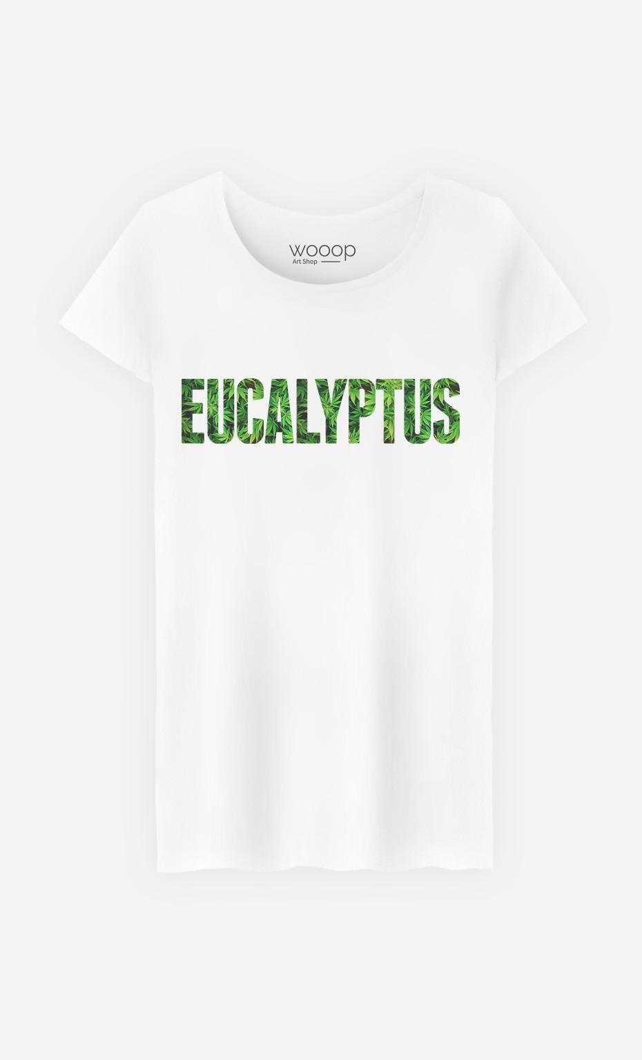 T-Shirt Eucalyptus
