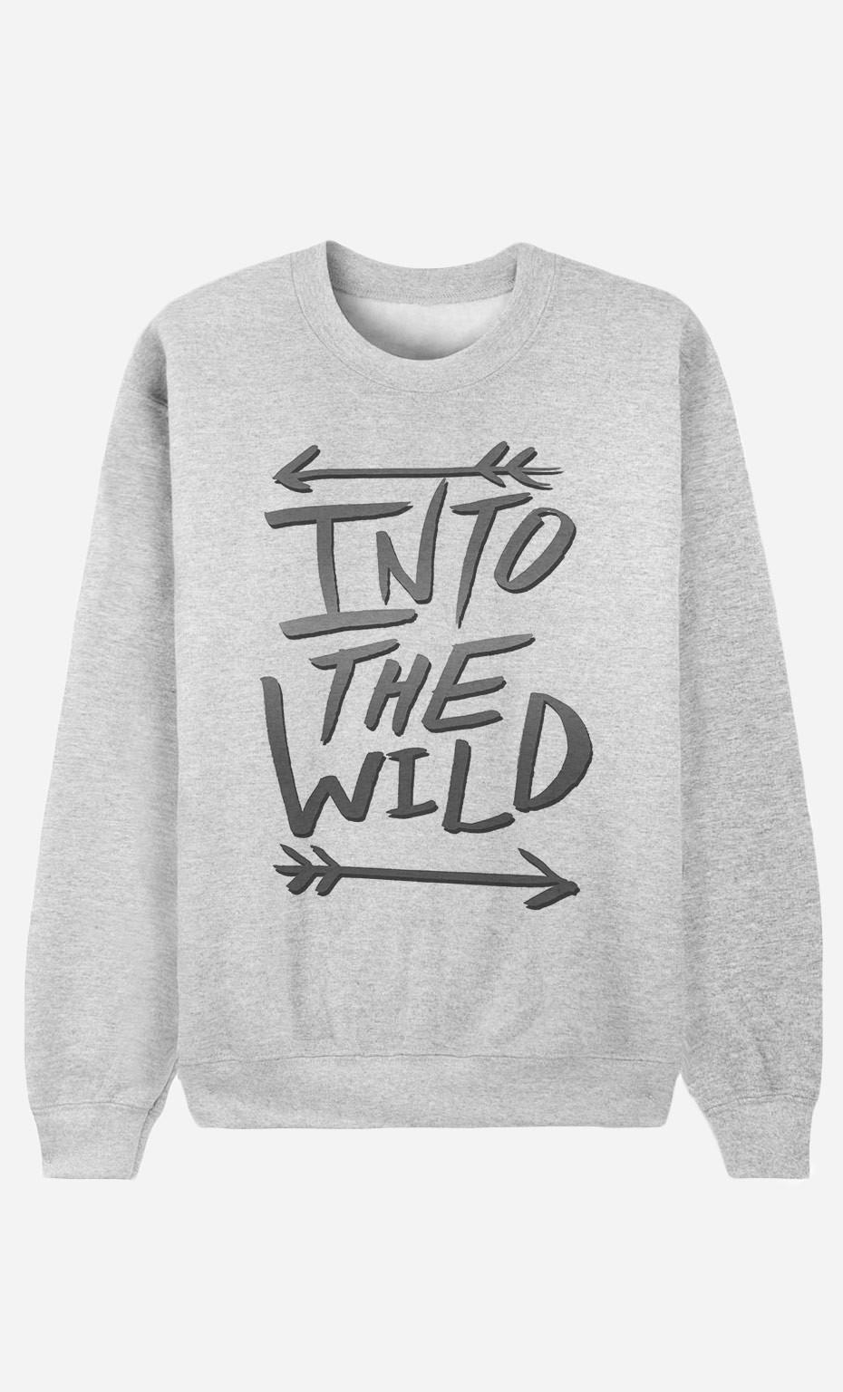 Sweatshirt Into The Wild II