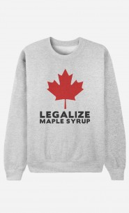 Sweatshirt Canada Legalized