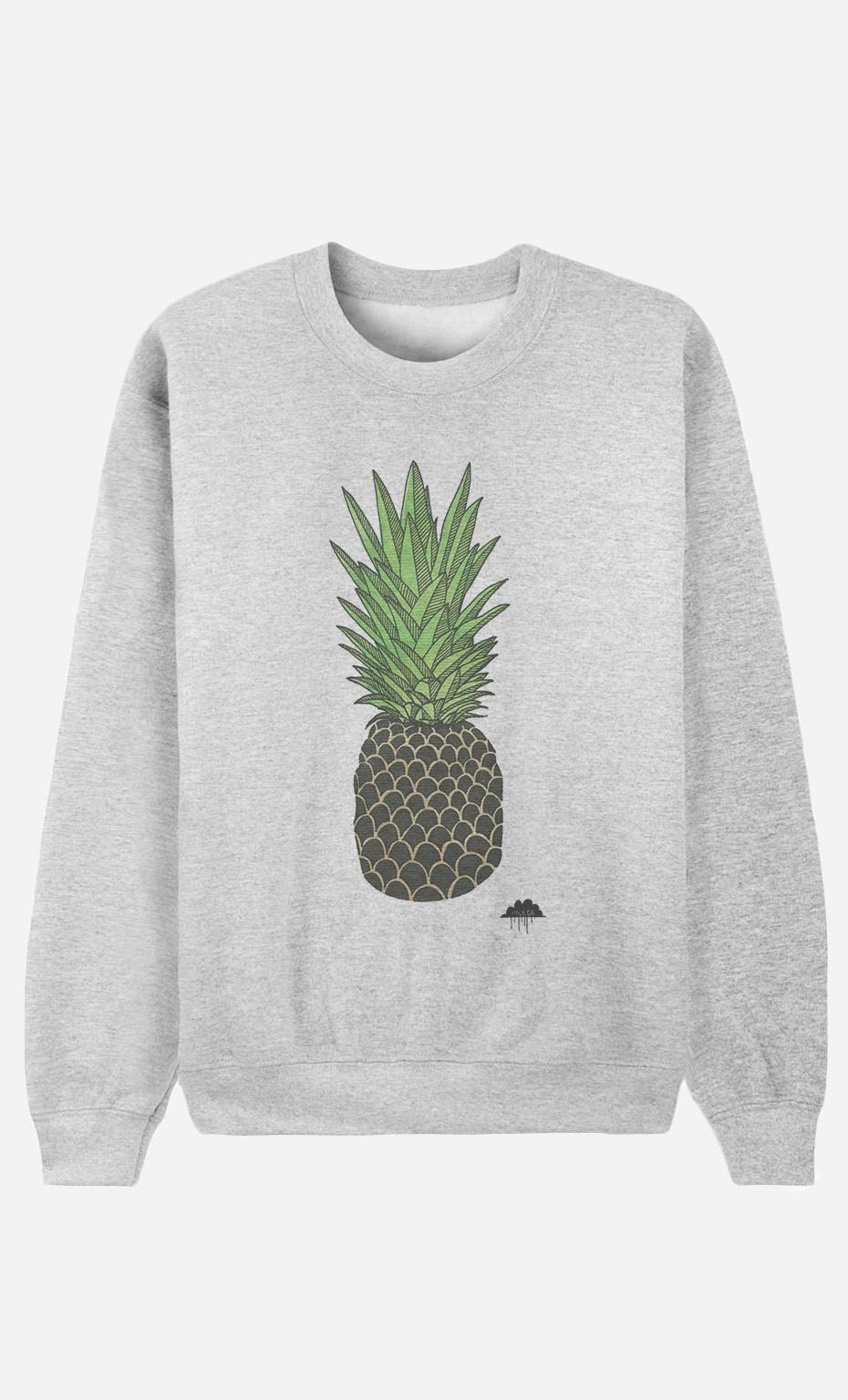 Sweatshirt Pineapple