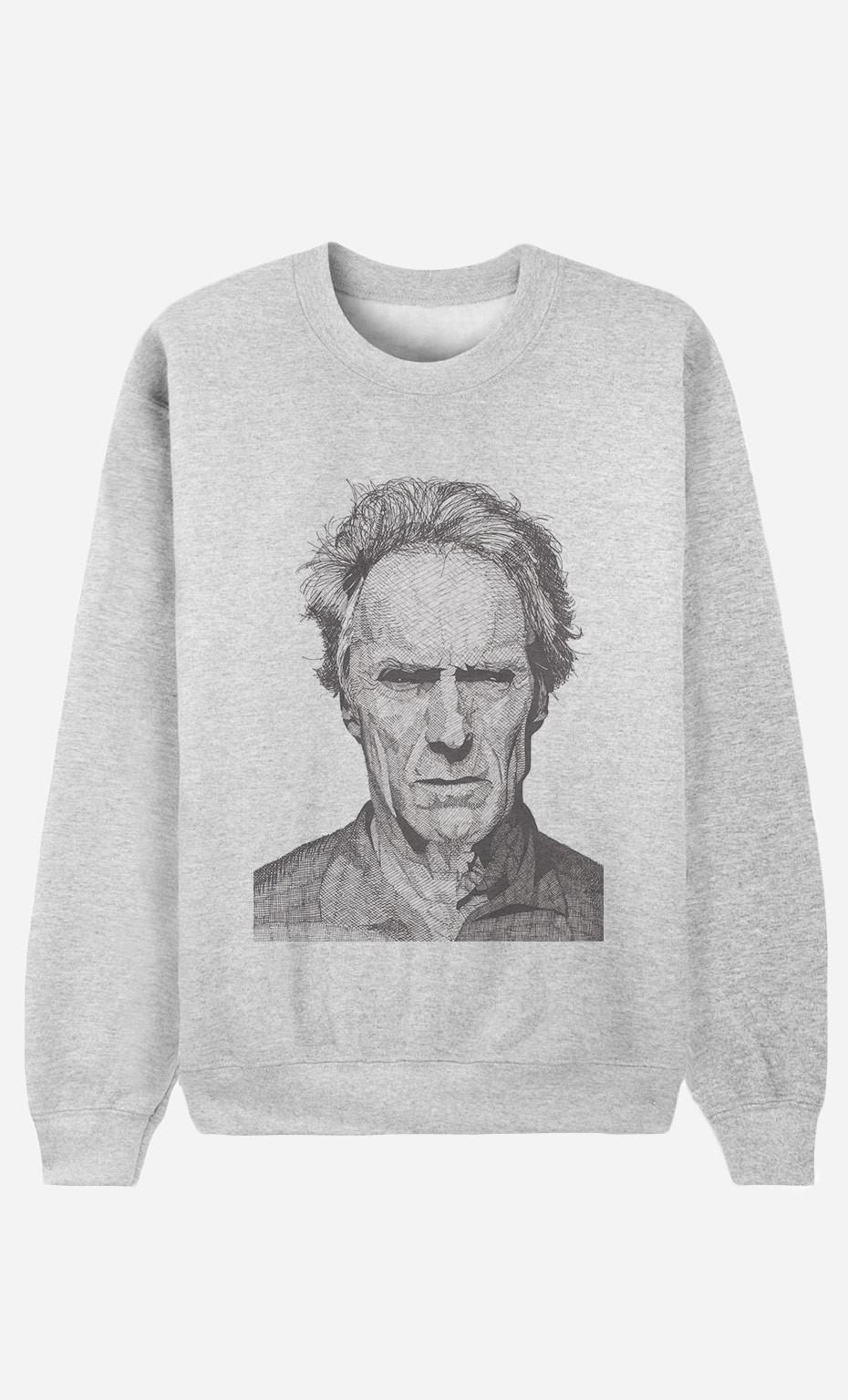 Sweat Clint Eastwood