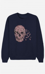 Blaue Sweatshirt Beautiful Death