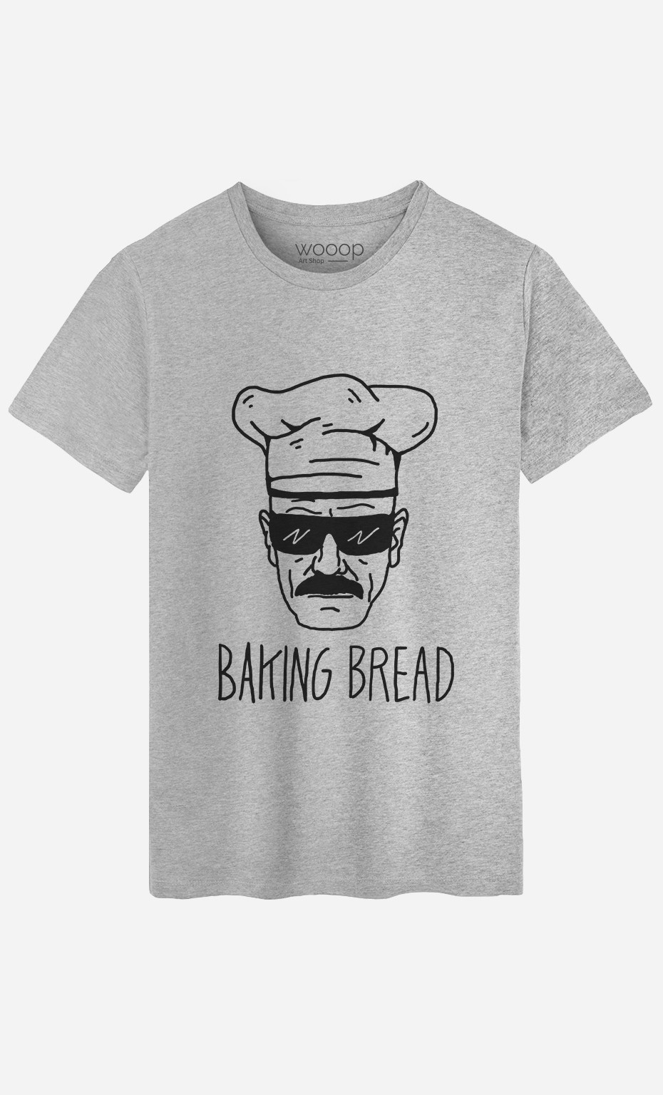 T-Shirt Baking Bread