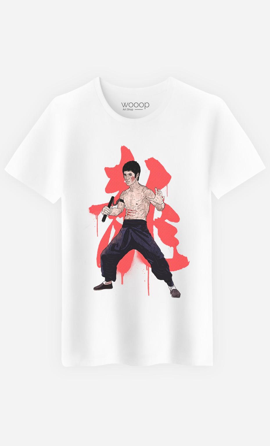 T-Shirt Bruce Lee