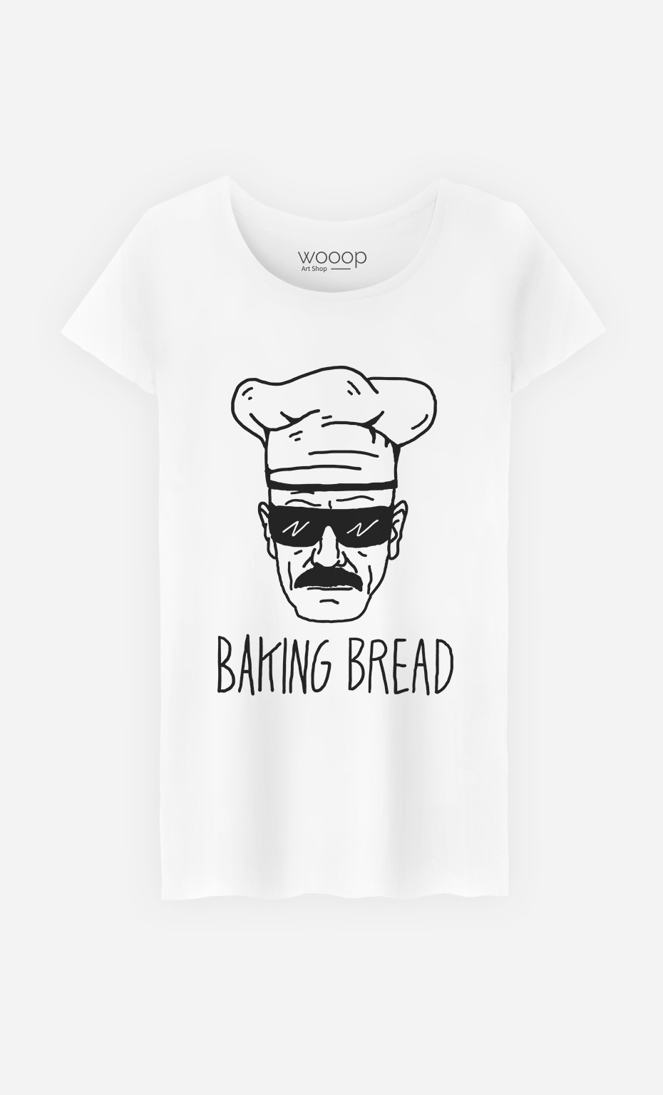 T-Shirt Baking Bread