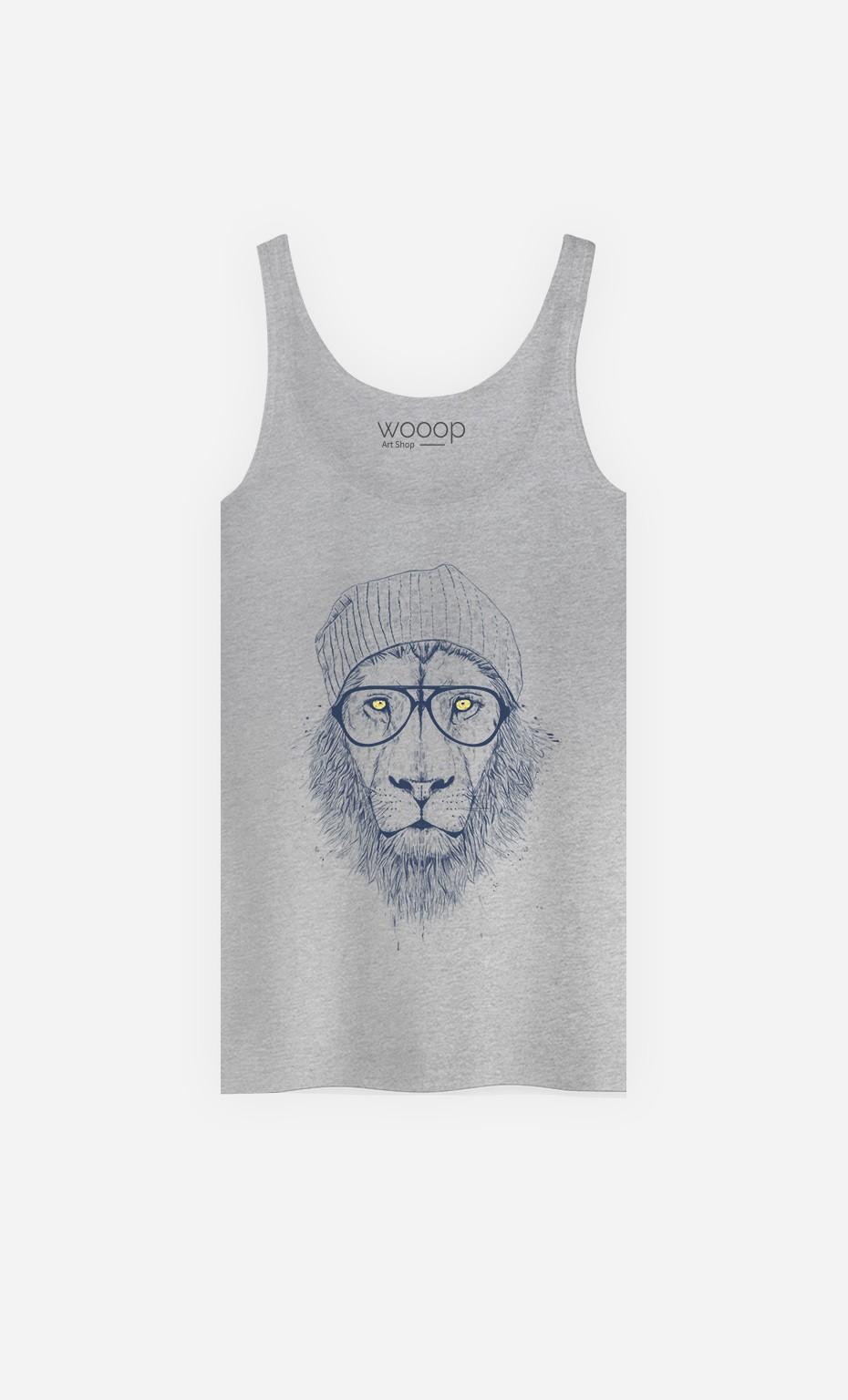 Tanktop Cool Lion