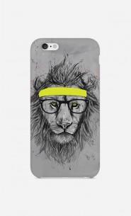 Hülle Hipster Lion
