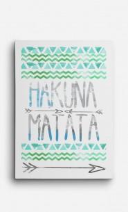 Leinwand Hakuna Matata