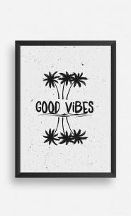 Rahmen Good Vibes
