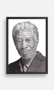 Rahmen Morgan Freeman