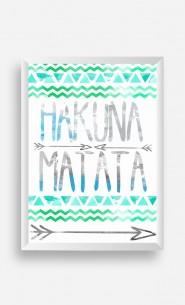 Rahmen Hakuna Matata