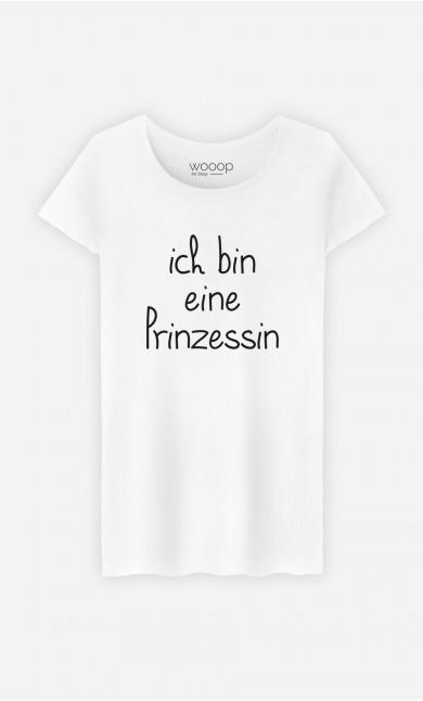 T-Shirt Ich bin eine Prinzessin