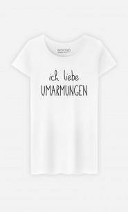 T-Shirt Ich liebe Umarmungen