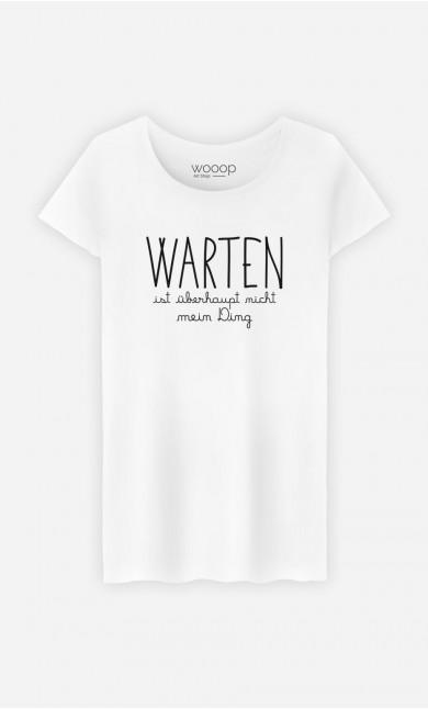 T-Shirt Warten