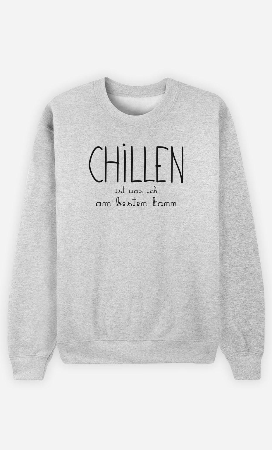 Sweatshirt Chillen
