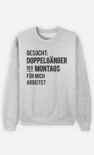 Sweatshirt Gesucht Doppelgänger
