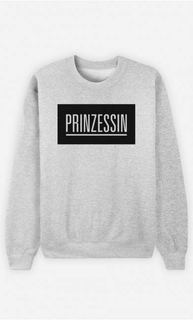 Sweatshirt Prinzessin