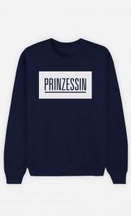 Sweatshirt Blau Prinzessin