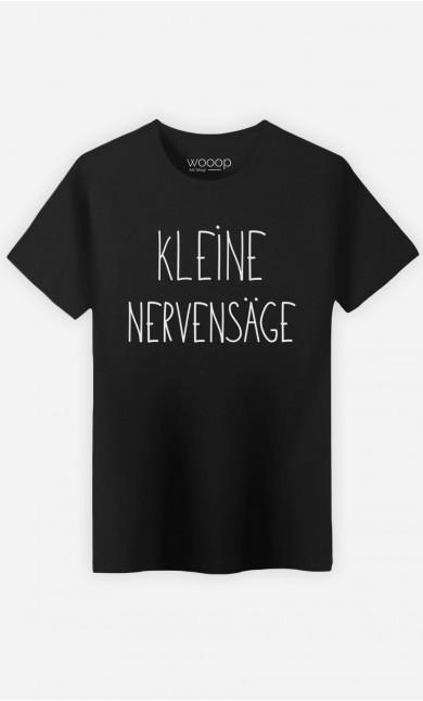 T-Shirt Schwarz Kleine Nervensäge