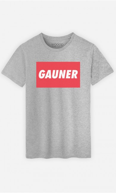 T-Shirt Grau Gauner