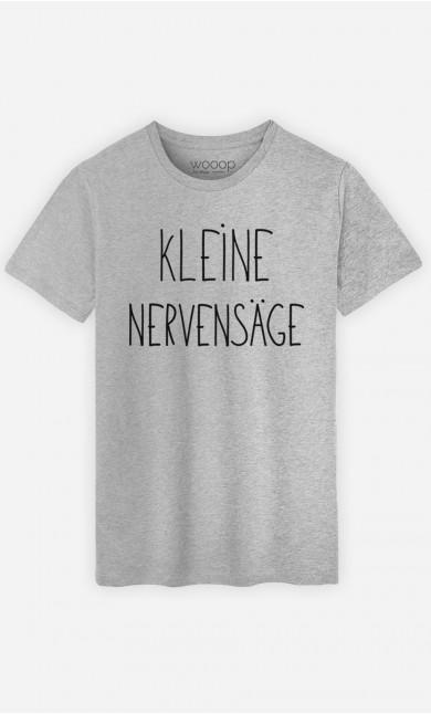 T-Shirt Grau Kleine Nervensäge