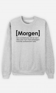 Sweatshirt Morgen Definition