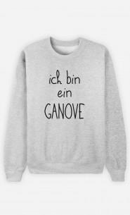 Sweatshirt Ich bin ein Ganove