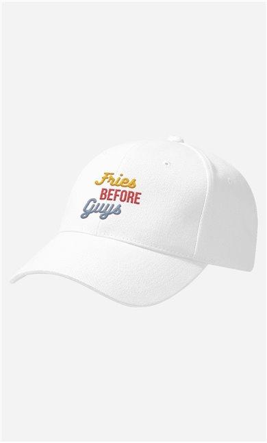 Cap Fries Before Guys